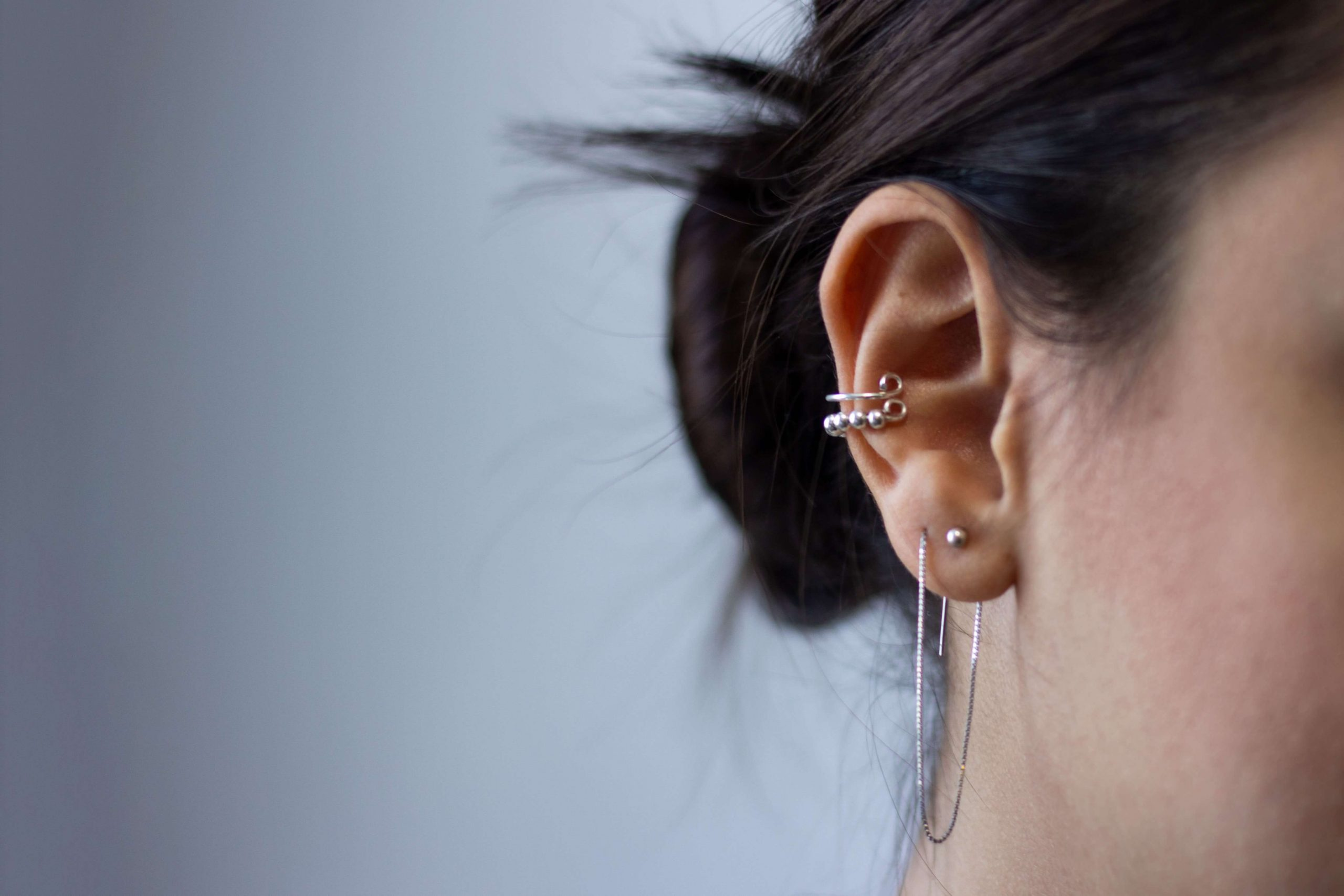 Ear Party: 5 Ways to Ear Cuff Heaven​