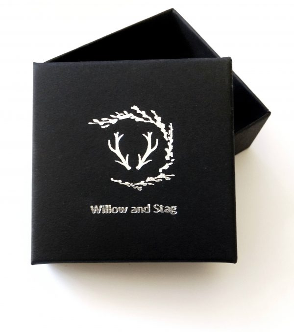 willow and stag blacl branded presentation box