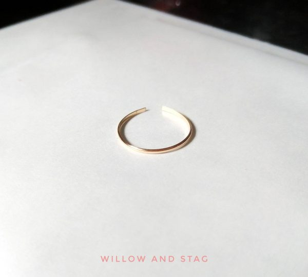 gold open back ring 2
