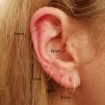 Ear Piercings and Cuffs Explained- read before you buy [3 min post]