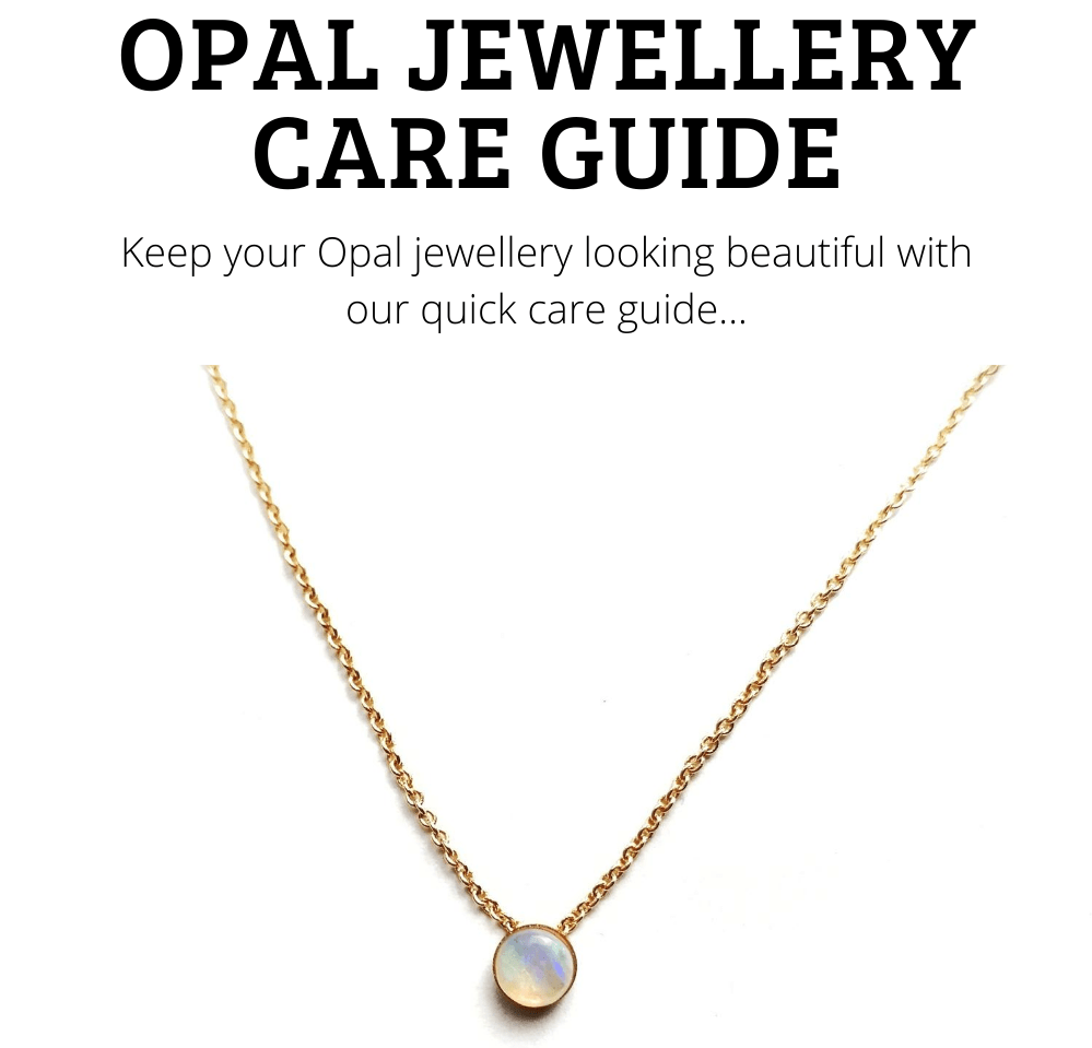 Read more about the article Opal Jewellery Care Guide