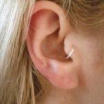 Tragus Ear Hoop (single)