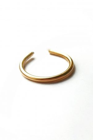 Toe Ring 14K Gold filled Band