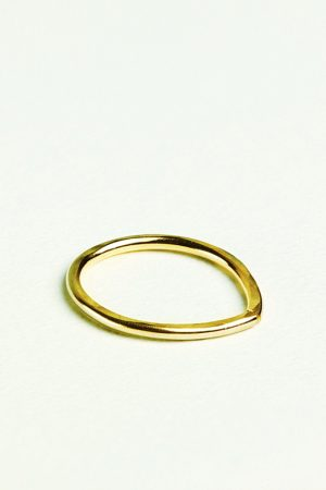 Pointed Textured Septum Ring (various colours)