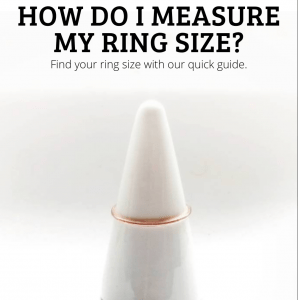 How Do I Measure My Ring Size?