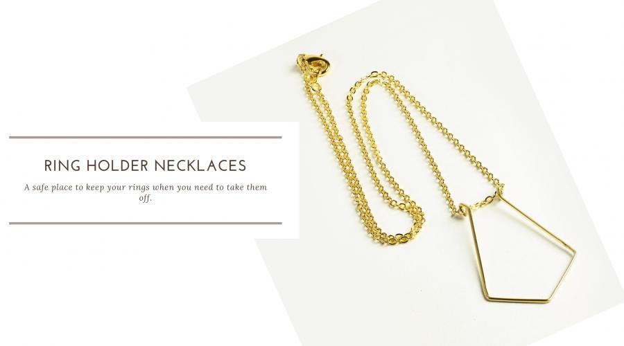 Ring Holder Necklaces header